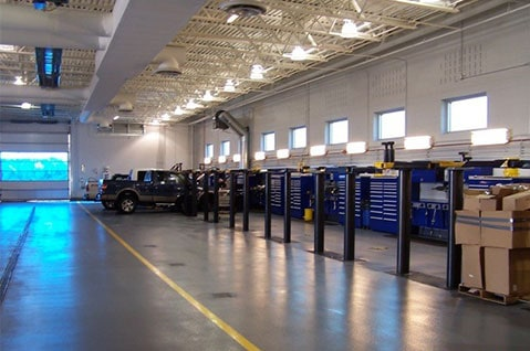 44 Years of Industry Experience. Dealership client in 2003 with 40 New Bays at Koons Ford - Sterling VA.