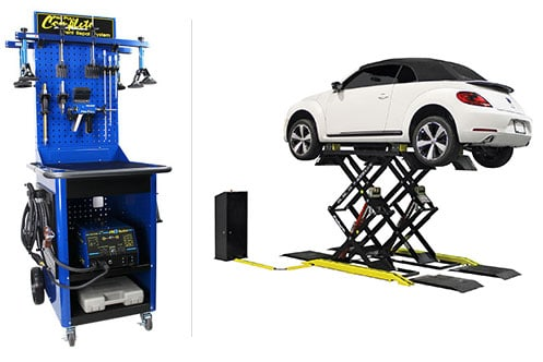 Providing State-of-the-art Automotive Equipment