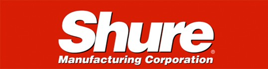 Shure Manufacturing Products