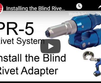 Pro Spot Rivet Adapter