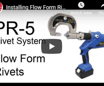 Pro Spot Flow Form Rivets