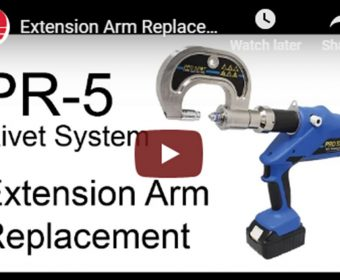 Pro Spot Extension Arm