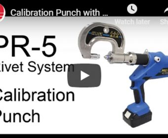 Calibration Punch