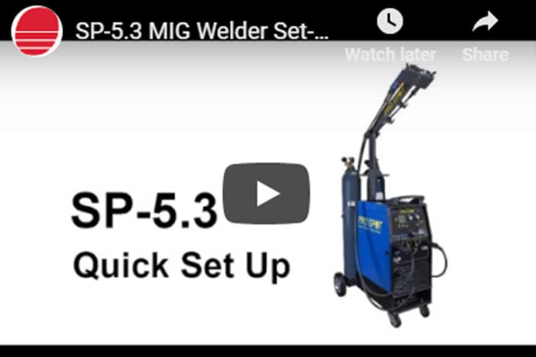 Pro Spot SP-5.3 Mig