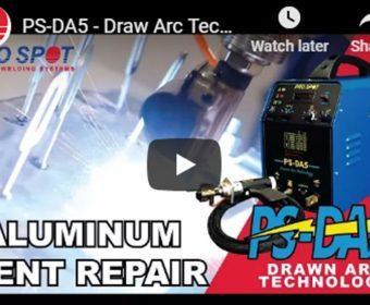Aluminum Dent Repairs