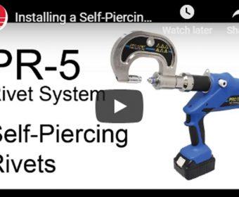 Pro Spot Self-Piercing Rivets