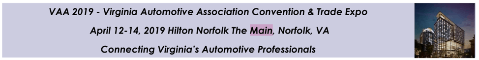 Virginia Automotive Association Mtg