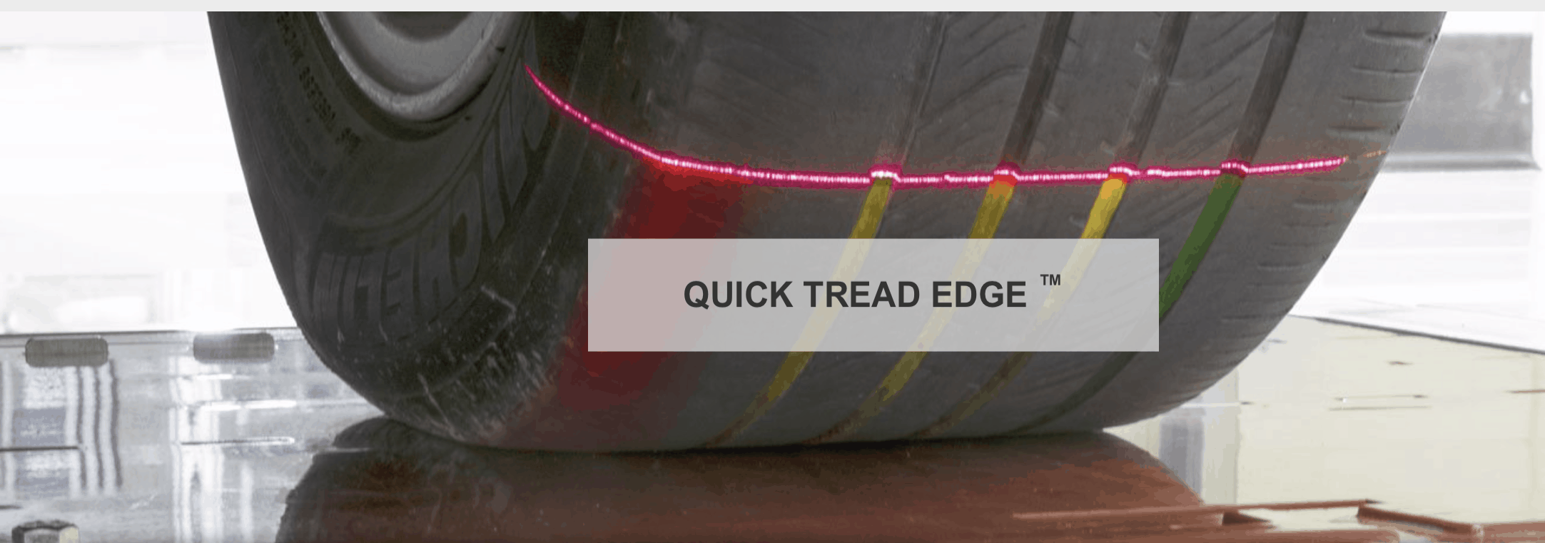 Quick Tread Edge